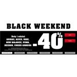 Black Weekend Intersport: 40% zniżki na buty i odzież sportową znanych marek