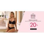 Intymna: Stylowe Zakupy 20% zniżki na bieliznę damską, bieliznę erotyczną