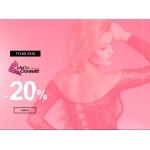 Intymna.pl: 20% zniżki na bieliznę Livia Corsetti