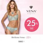 Intymna: 25% zniżki na bieliznę damską Vena