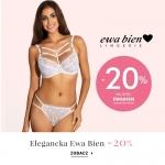 Intymna: 20% rabatu na bieliznę damską marki Ewa Bien