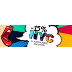 Istyl: 15% rabatu na wszystkie produkty marki New York Color