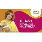 Stawiam na Święta w Warszawie w centrum Janki 11-13 kwietnia 2014