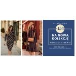Jesteś Modna: 15% zniżki na nową kolekcję odzieży damskiej