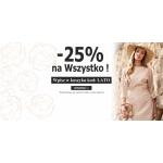 Jesteś Modna: 25% rabatu na ubrania damskie