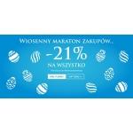 Jesteś Modna: 21% rabatu na cały asortyment odzieży damskiej