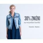 KappAhl: 30% zniżki na wszystkie kurtki