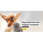 Karmimy Psiaki: wyprzedaż do 35% zniżki na karmy dla psiaków i kociaków