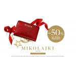 Kazar: 50% zniżki na drugi produkt z okazji Mikołajek