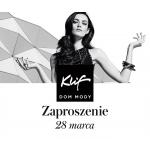 16 urodziny Domu Mody Klif w Warszawie 28 marca 2015