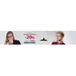 Kodano: 20% rabatu na wszystkie oprawki korekcyjne