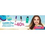 Kontigo: do 40% zniżki na letnie kosmetyki