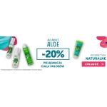 Kontigo: 20% zniżki na kosmetyki naturalne marki Aloe