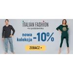 Kontri: 10% rabatu na nową kolekcję bielizny nocnej marki Italian Fashion