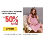 Kontri: do 50% rabatu na biustonosze do karmienia i koszule porodowe