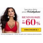 Kontri: Walentynkowa Promocja do 60% rabatu na wybrane biustonosze