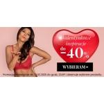 Kontri: do 40% zniżki na Walentynkowe inspiracje