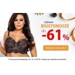 Kontri: do 61% zniżki na stylowe biustonosze