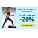 Kontri: 20% zniżki na odzież sportową