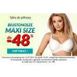Kontri: do 48% zniżki na biustonosze maxi size