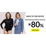 Kontri: wyprzedaż do 80% zniżki na kolekcję odzieży damskiej