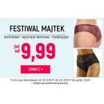 Kontri: Festiwal Majtek na majtki damskie od 9,99 zł