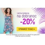 Kontri: 20% zniżki na damskie i męskie piżamy oraz szlafroki