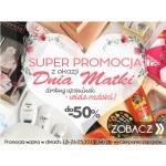 Kosmetyki z Ameryki: do 50% zniżki na wybrane kosmetyki i perfumy na Dzień Matki