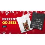 Koszulkowo: prezenty od 25 zł