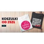 Koszulkowo: koszulki od 25 zł