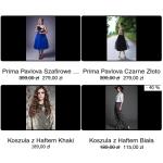 Kozacki Mops: wyprzedaż do 50% rabatu na wybraną odzież damską