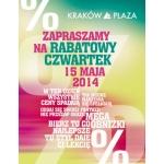 Święto Rabatowiczów w galerii Kraków Plaza 15 maja 2014