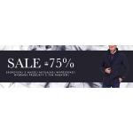 Kubenz: wyprzedaż do 75% rabatu na garnitury, smokingi, koszule i wiele innych