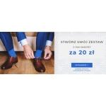 Kubenz: dwupak skarpet męskich za 20 zł