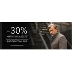 Kubenz: 30% zniżki na nieprzecenione kurtki i płaszcze
