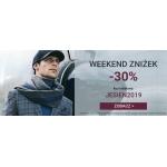 Kubenz: Weekend Zniżek 30% rabatu na odzież męską