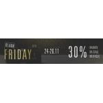 Black Friday Kubenz: 30% zniżki na kolekcję męską