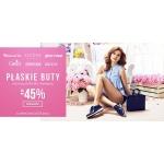 LaModa.pl: płaskie buty do 45% zniżki