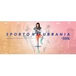 LaModa: do 50% zniżki na sportowe ubrania marek Nike, Adidas, Asics, Reebok, Puma, Under Armour