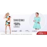 LaModa.pl: do 50% zniżki na sukienki