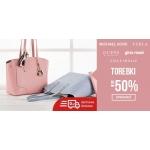 LaModa.pl: torebki do 50% zniżki