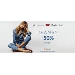 LaModa: do 50% zniżki na Jeansy znanych marek