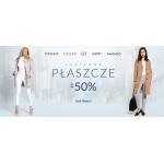 LaModa: do 50% rabatu na płaszcze jesienne marek TopShop, Guess, Gap, Esprit, Mango