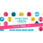 La Redoute: do 40% zniżki na odzież oraz akcesoria do domu