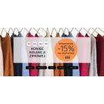 La Redoute: dodatkowe 15% zniżki na odzież damską, męską, dziecięcą oraz tekstylia i dekoracje