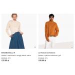 La Redoute: wyprzedaż 40% rabatu na swetry, sukienki i kurtki