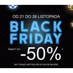 Black Friday La Redoute: do 50% zniżki na tysiące artykułów w całym sklepie
