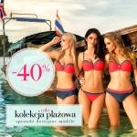 La Vantil: 40% zniżki na całą kolekcję plażową