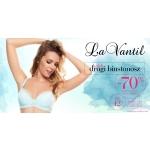 La Vantil: drugi biustonosz 70% taniej