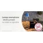Lampy: 50 zł zniżki przy zakupach za min. 400 zł